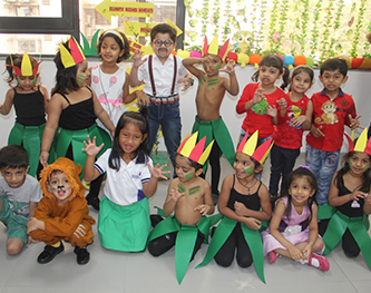 Forest Theme Performance for Early Years