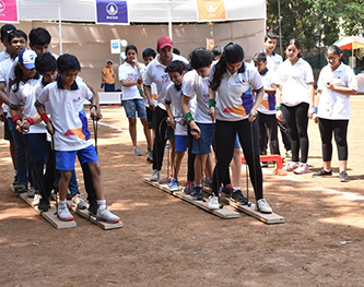 GICLM Sports day