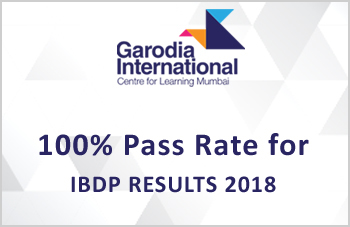 100% Pass Rate for IBDP Results 2018