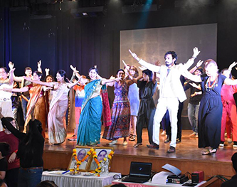 Performing Arts week