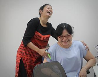 Maths and Mandarin teachers